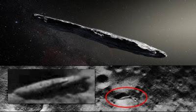 """Strano asteroide visita Sistema Solare: """"Messaggero"""""""