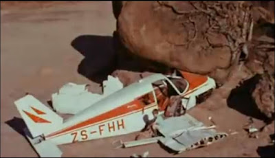 Dirkie / Lost in the Desert Plane Crash