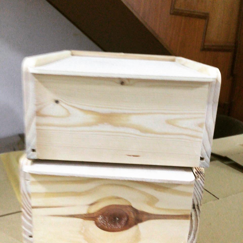 Dia Bawa Sample Yang Diperbuat Daripada Plywood Australian Radiata Pine 12mm Tebal Namun Sy Mengesyorkan Menggunakan Kayu Southern Yellow Sbb
