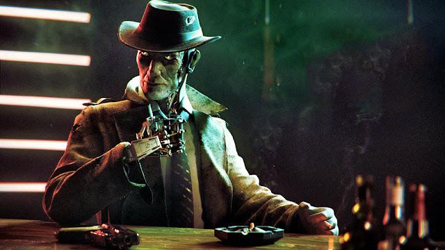 Ник Валентайн из Fallout 4