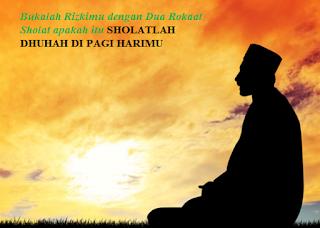 Keajaiban Sholat Dhuhah Seperti Haji dan Umroh