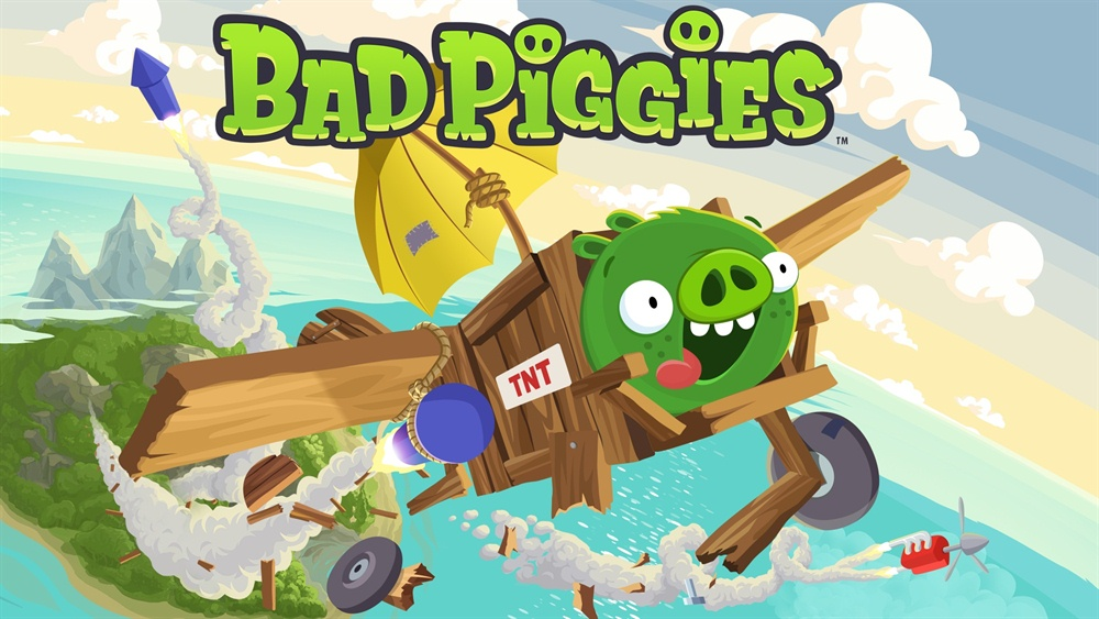 Bad Piggies Download Poster