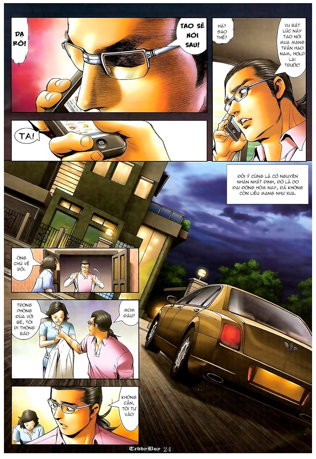 Người Trong Giang Hồ - Chapter 1206: Xúc Đại Đông - Pic 21