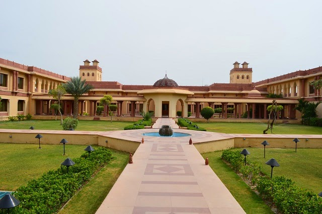 The Gateway Hotel in Jodhpur, Rajasthan
