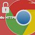 Senza protocollo HTTPS, Google Chrome segnalerà il sito come Non sicuro