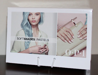 OPI SoftShades 2016 Collection