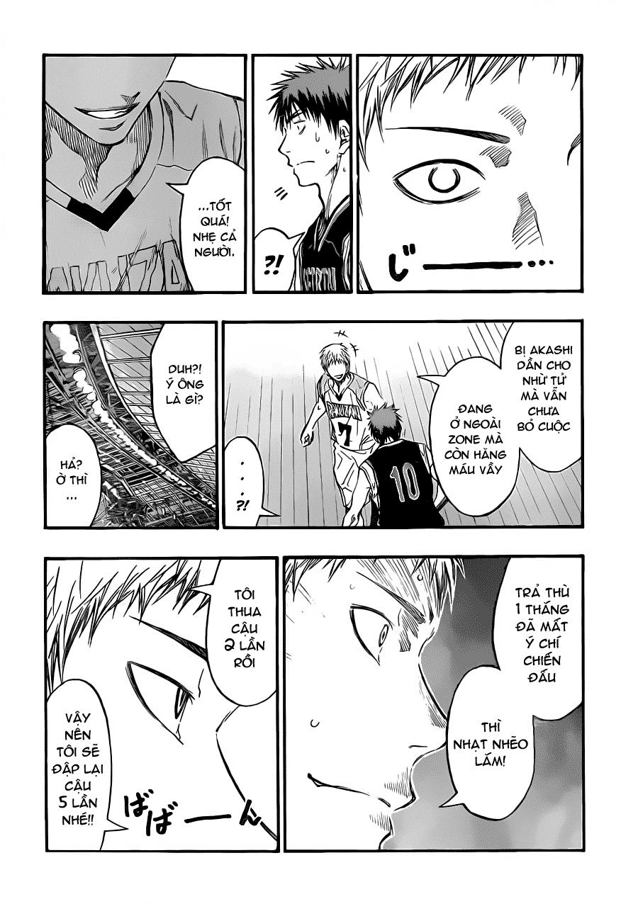 Kuroko No Basket chap 236 trang 6