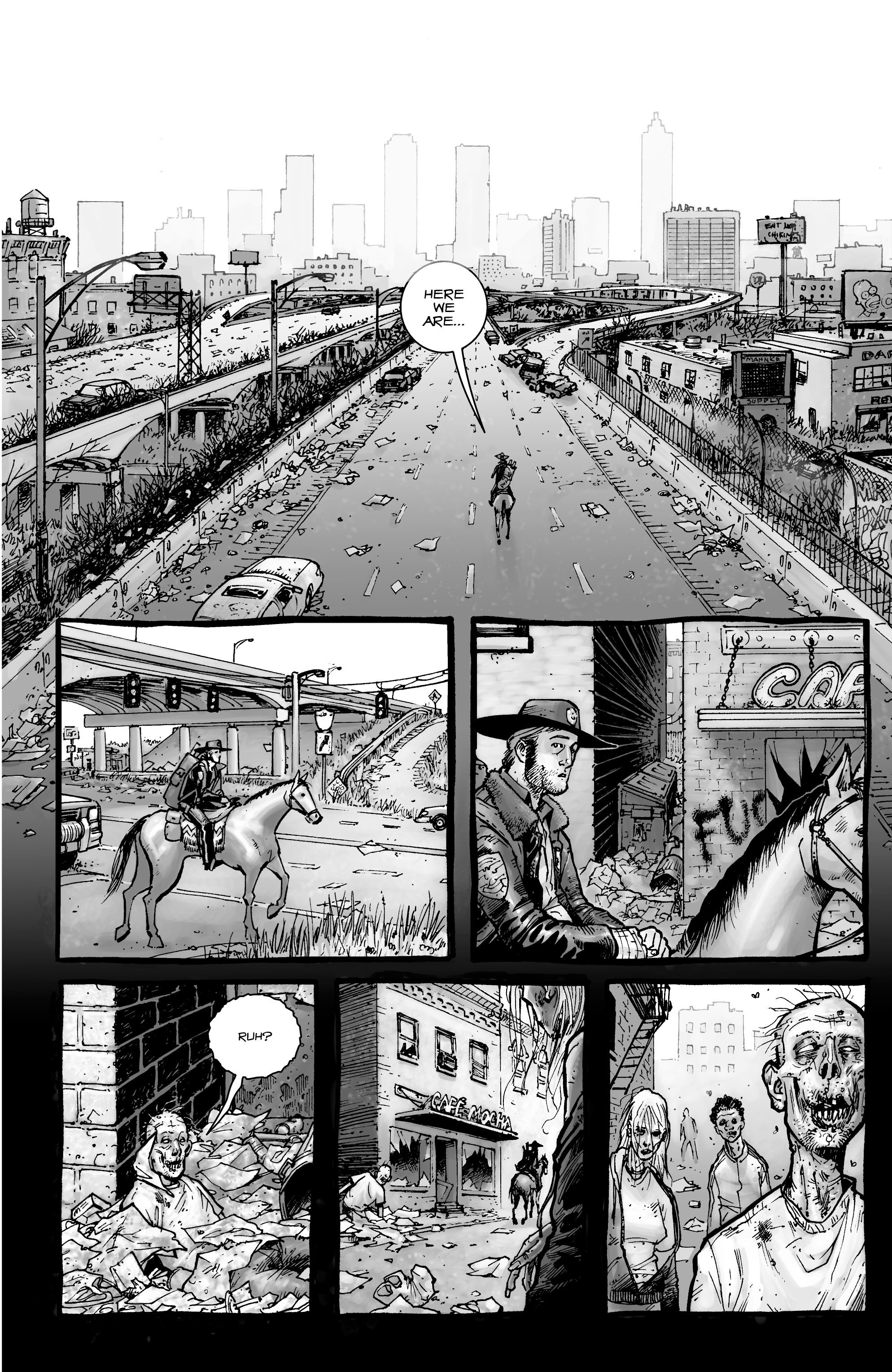 The Walking Dead issue 2 - Page 11