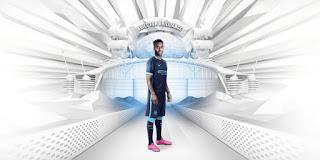 gambar detail Jersey Manchester City away terbaru musim depan 2015/2016 di enkosa sport
