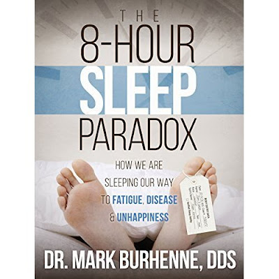 The 8-Hour Sleep Paradox. Dr. Mark Burhenne, DDS