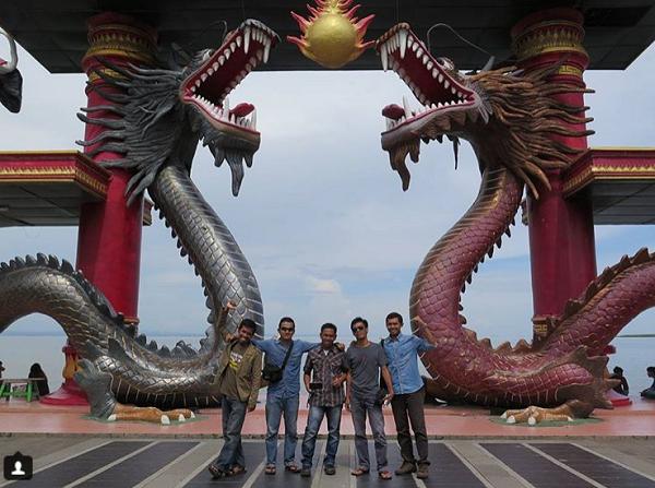 tempat wisata di Surabaya Klenteng Sanggar Agung