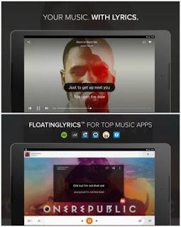 Musixmatch Premium Versi 5.1.0 - Pemutar Lirik Musik di Android