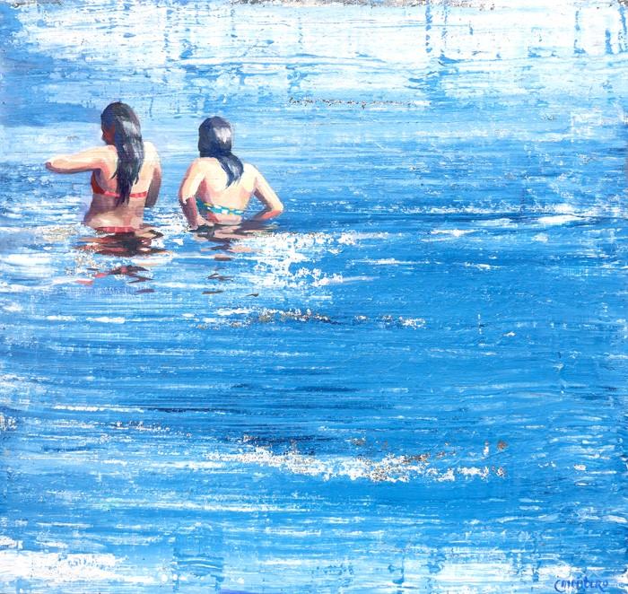 Испанский художник. Carmen Montero