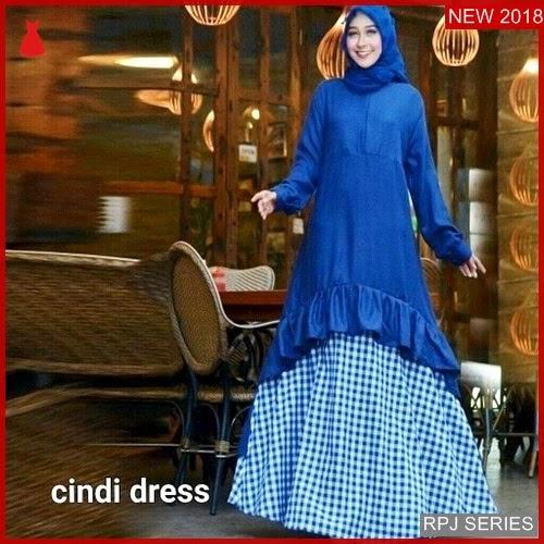 RPJ151D133 Model Dress Cindi Cantik Dress Wanita