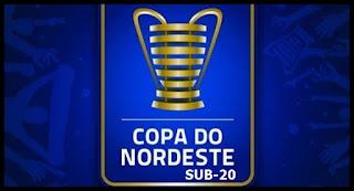 Copa do Nordeste SUB-20: Confiança estreia na competição no dia 20/10 contra o Bahia