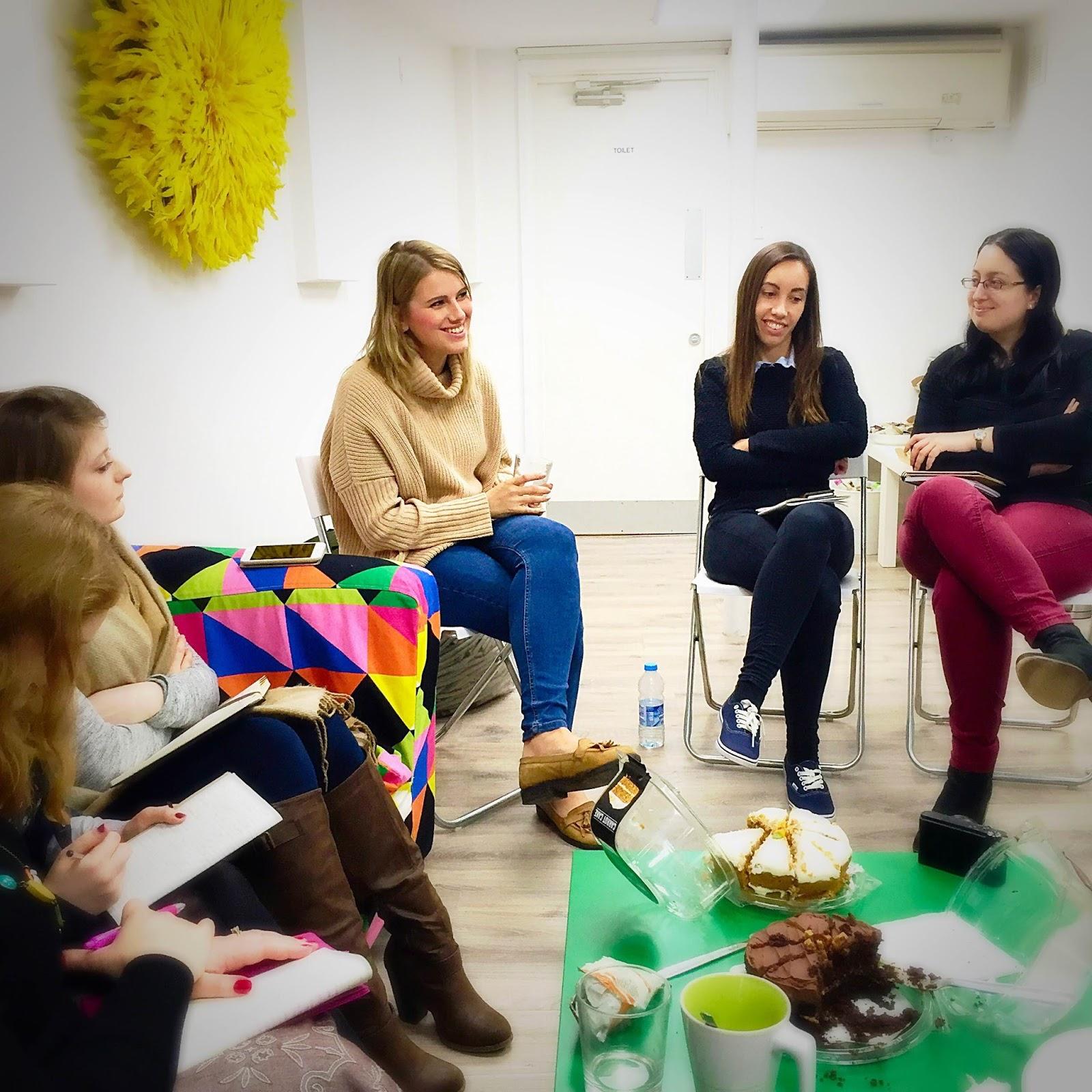 Penguin Blogger Workshop