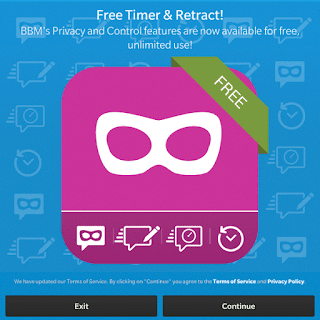 Now All Paid Features On BBM Are Now Completely Free