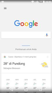 Jadikan Google Now sebagai asisten cerdas Anda.