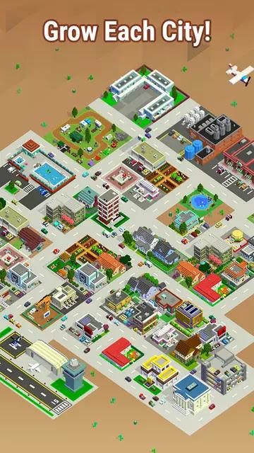 Bit City Mod