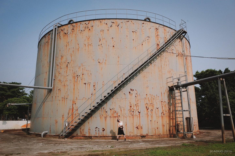 溪湖糖廠外拍