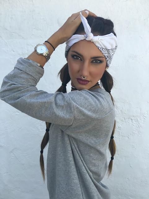 Sudadera shana blog de moda