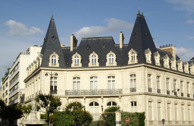 Hôtel de Vilgruy - place François 1er