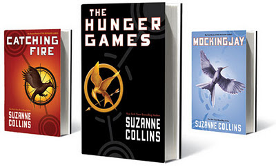 The Hunger Games Trilogy books