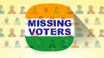 Missing Voters App: Your name missing from voters' list? This app can help