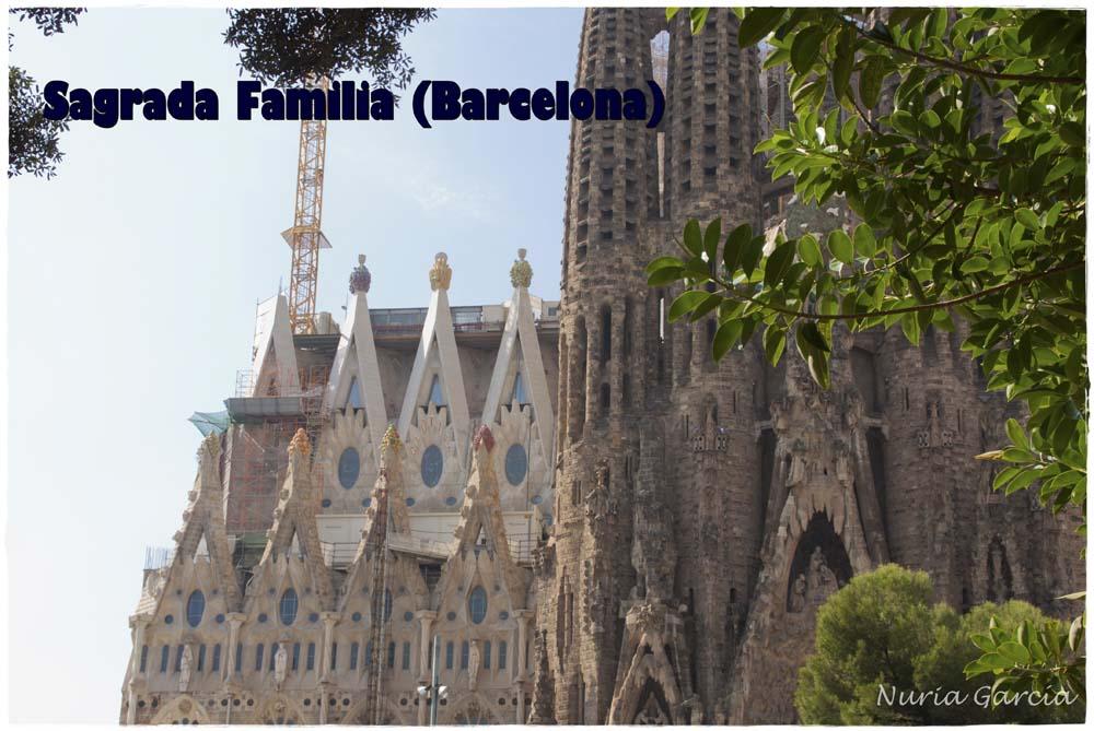 Sagrada Familia: Barcelona