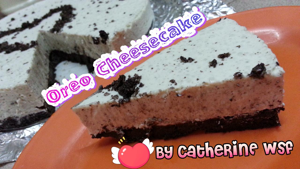~BabyCat~: Oreo Cheesecake