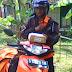 TBM SINOM Menerima Paket Buku Ke-2 dari Mbak Ririn R.A BKD Pemkab Tulungagung - Jawa Timur