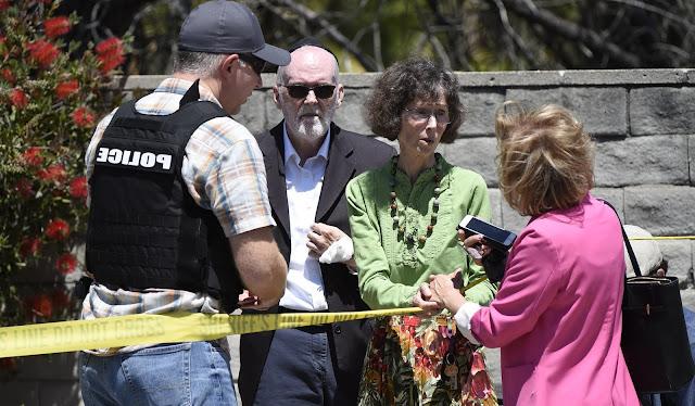 3 people injured,1 woman killed in shooting at California synagogue - rictasblog