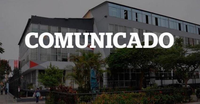 COMUNICADO: la Inscripción de Título y/o Grado Pedagógico expedidos por universidades es competencia de SUNEDU