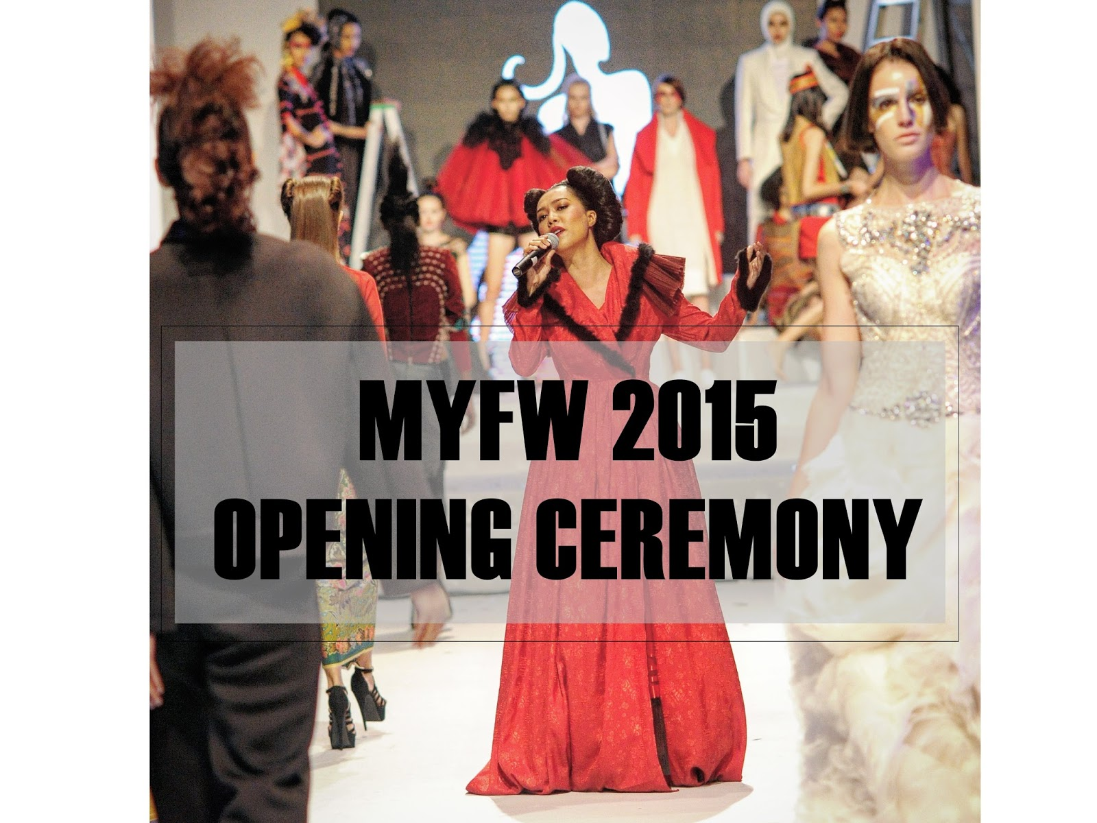 Fashion: MYFW 2015 - Star Wars Inspired Opening Gala