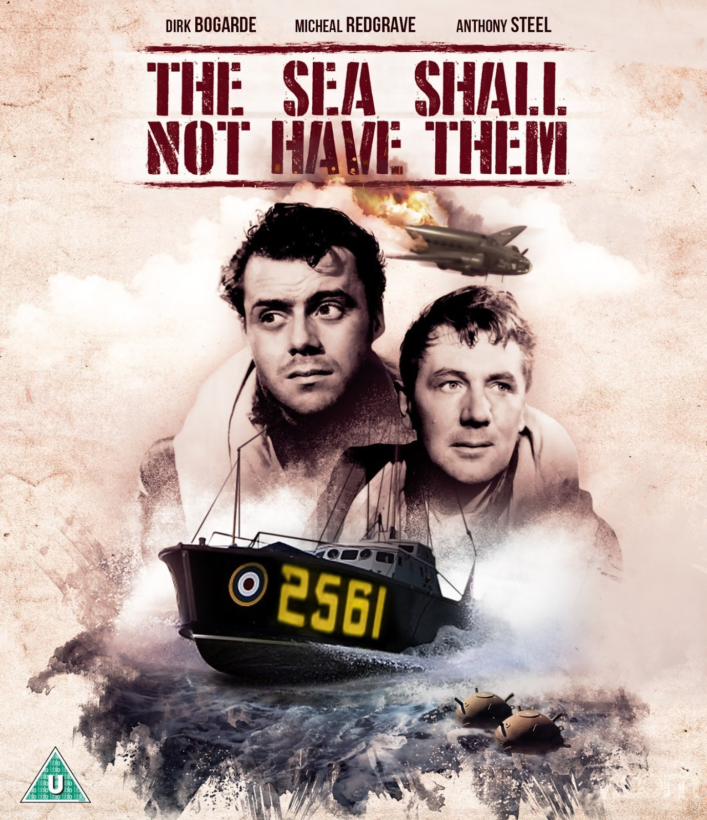 The Sea Shall Not Have Them 1954