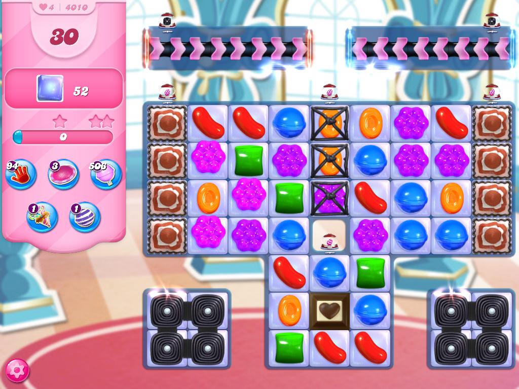 Candy Crush Saga level 4010