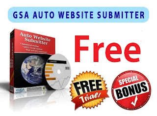 GSA Auto Website Submitter free download