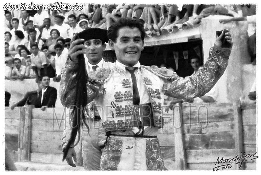 TOREROS DE ALBACETE: PEPE OSUNA