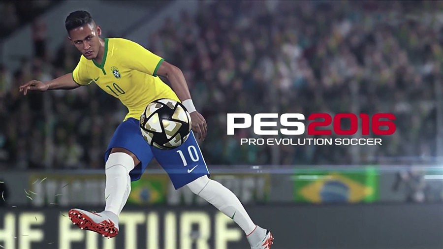 Pro Evolution Soccer 2016 PC Download Poster