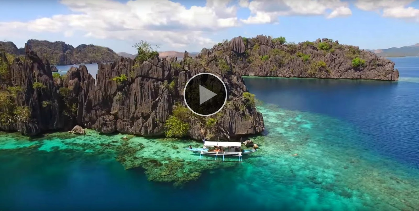 palawan, the philippines: the most beautiful island in the world
