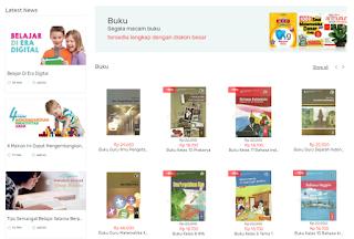 E-commerce Pertama di Indonesia Khusus Produk Pendidikan
