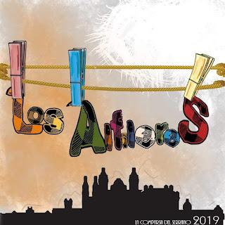 Los alfileres (Comparsa). COAC 2019