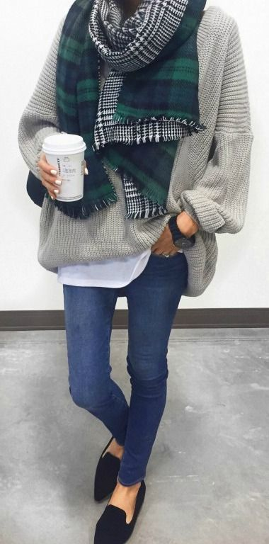 Top 8 Winter And Fall Outfits