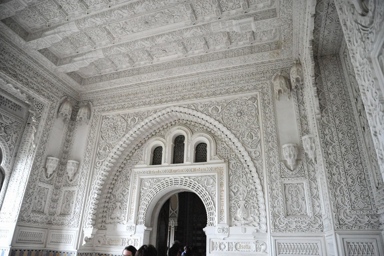 Castello di Sammezzano, tesoro nascosto della Toscana