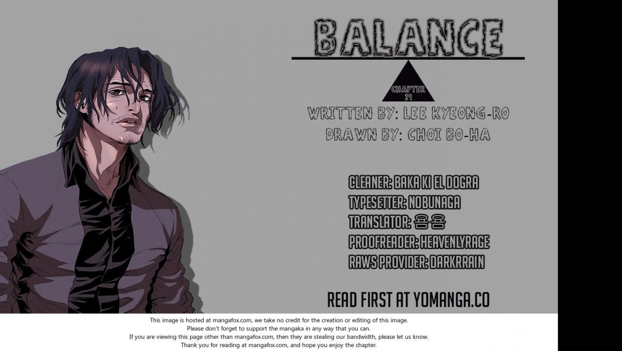 Balance - Chapter 20