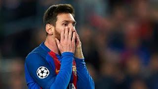 Video Highlight Barcelona vs Juventus 0-0