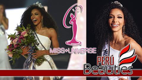 Cheslie Kryst es Miss Universe United States 2019