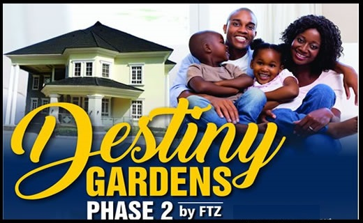Buy From Destiny Gardens Phase 2