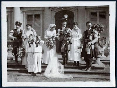 Ślub szlachecki (ze zbiorów Janusza Przewłockiego)