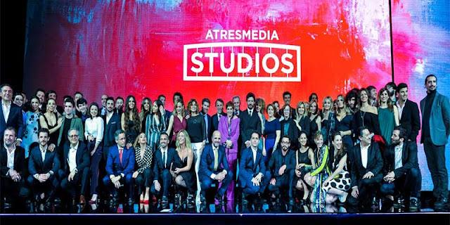 Presentación de Atresmedia Studios